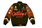 Gilley's Twill Patch Jacket
