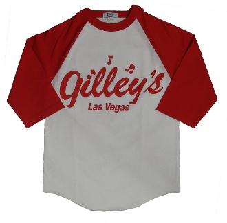 Gilley's Logo Baseball Tee